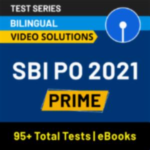 SBI PO 2021: Notification, Exam Date, Eligibility Details_60.1