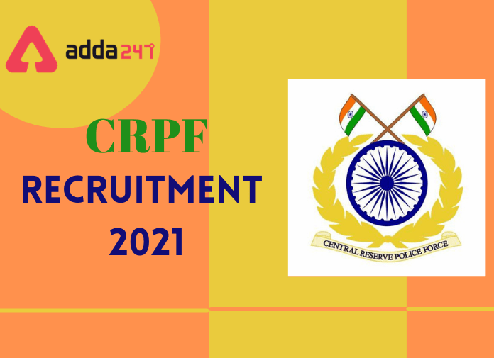 CRPF Recruitment 2021: Notification Out For 50 GDMO Posts_30.1
