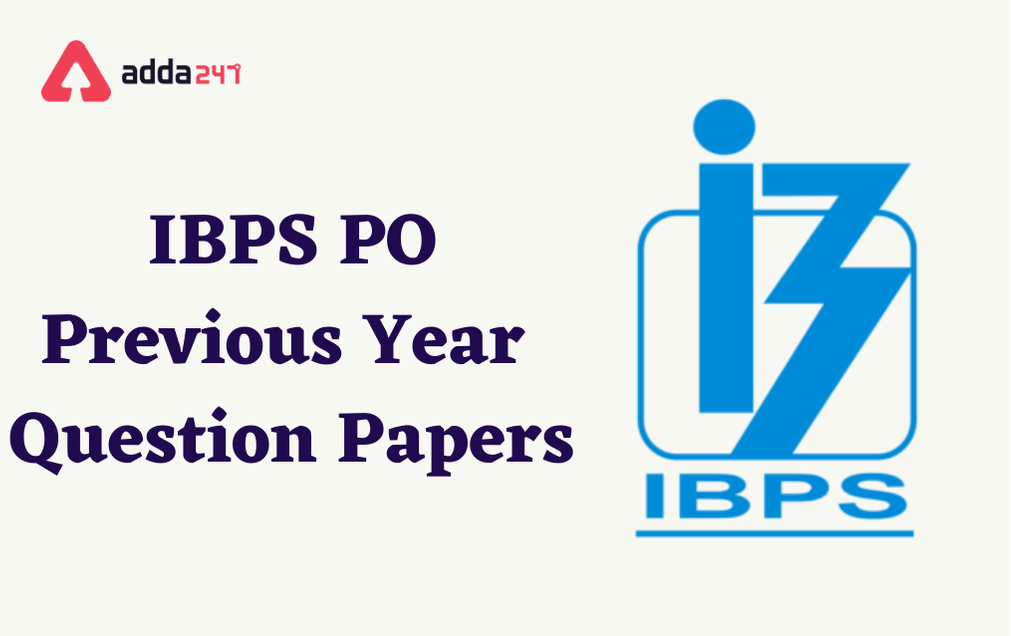 IBPS PO Previous Year Question Paper: Download PDFs With Solution_30.1