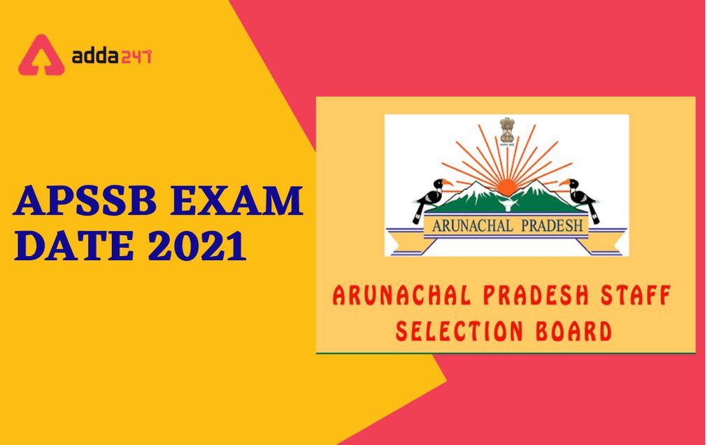 APSSB Exam Date 2021 Out For Surveyor & Draughtsman/Junior Estimator (Gr-III) 2019_30.1