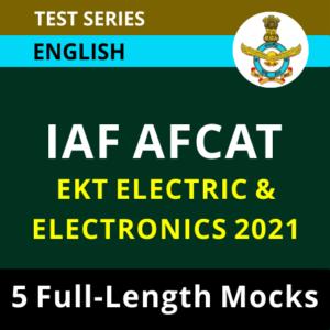EKT Electronics 2021