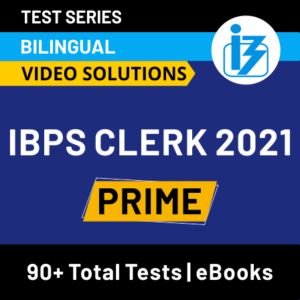 IBPS Clerk Syllabus 2021: Know Updated Prelims and Mains Syllabus_80.1