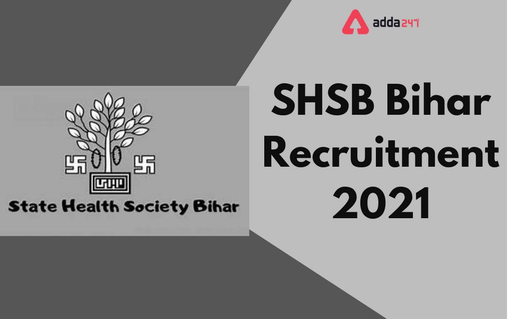 Bihar ANM Recruitment 2021 For 8853 Vacancies: Check Details_30.1