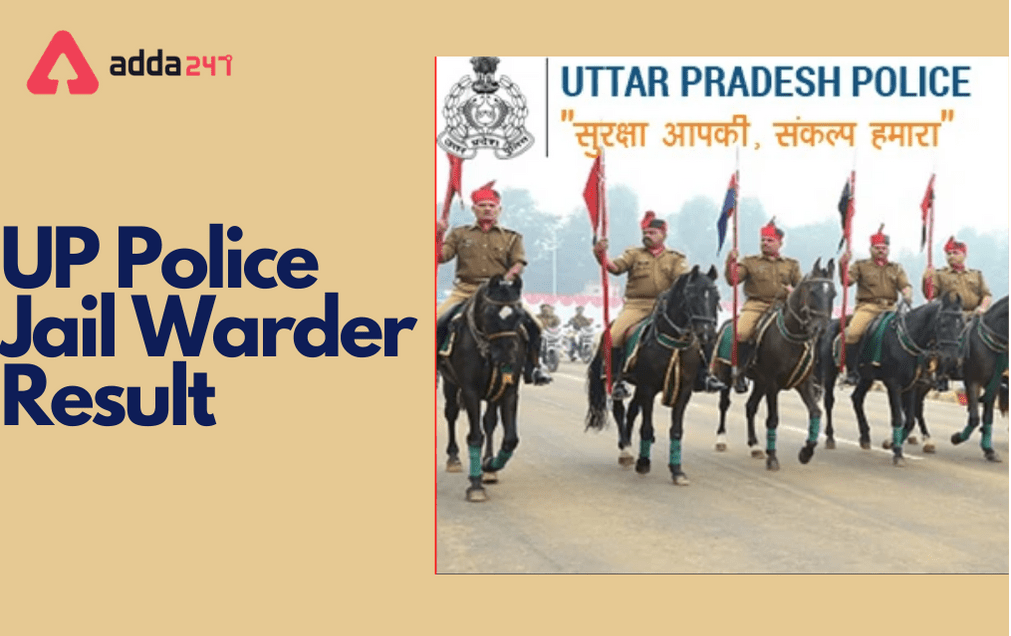 UP Police Result 2021 Out For 5805 Jail Warder/Fireman/Constable 2018_30.1