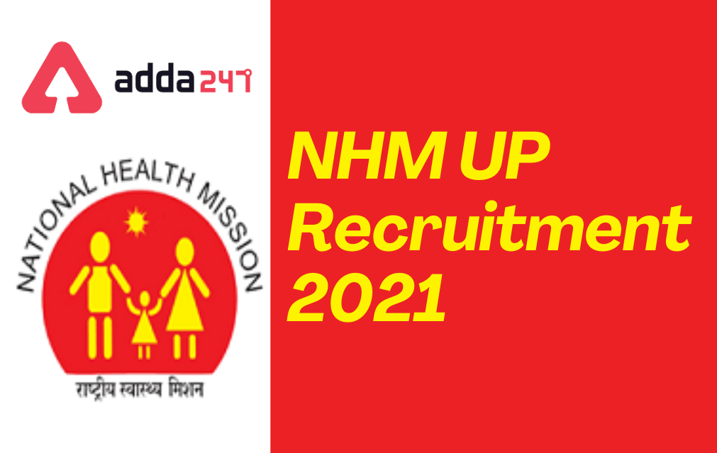 NHM UP Recruitment 2021: Apply Online For 797 CHO Posts_30.1