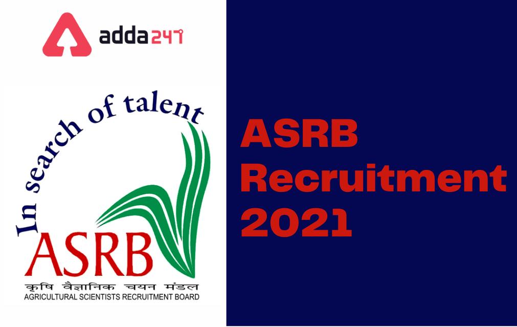 ASRB Recruitment 2021: ASRB Tier 1 AO And F&AO Exam Postponed_40.1