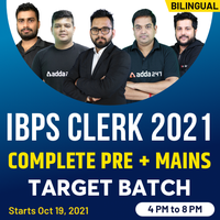 IBPS Clerk Syllabus 2021: Know Updated Prelims and Mains Syllabus_70.1