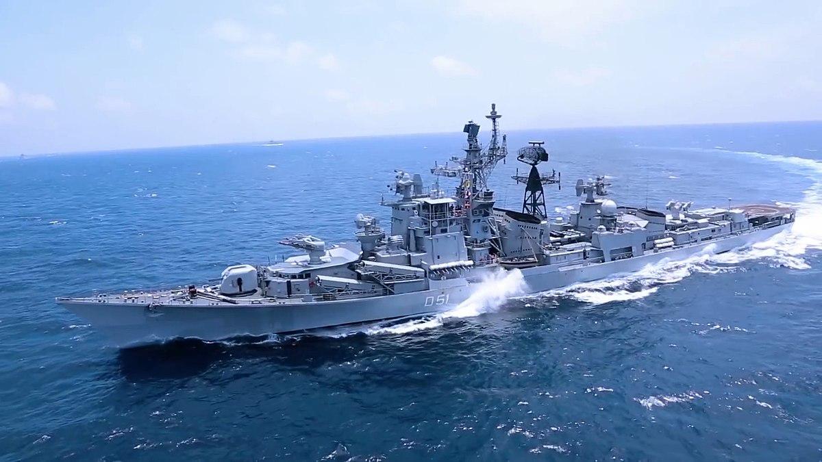 INS Rajput to be decommissioned on May 21 | ഐഎൻഎസ് രാജ്പുത് മെയ് 21 ന് നിർത്തലാക്കും_40.1