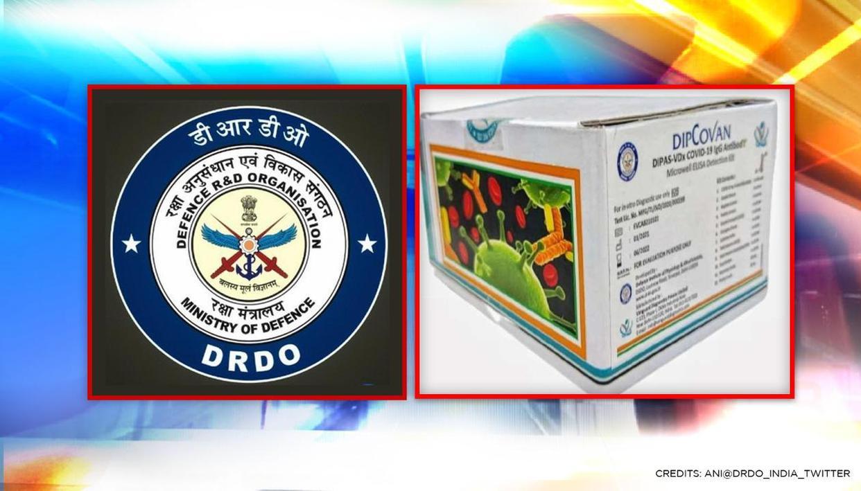 DRDO develops Covid-19 antibody detection kit 'DIPCOVAN' | ഡിആർഡിഒ കോവിഡ് -19 ആന്റിബോഡി ഡിറ്റക്ഷൻ കിറ്റ് 'ഡിപ്കോവൻ' വികസിപ്പിക്കുന്നു_40.1