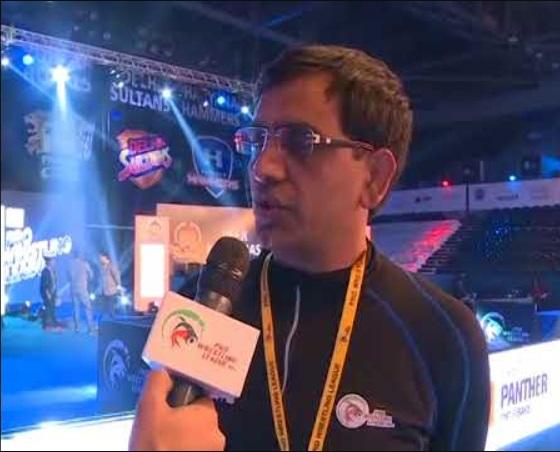 Ashok Kumar, the only Indian referee to officiate in wrestling in Tokyo Olympics | ടോക്കിയോ ഒളിമ്പിക്സിൽ ഗുസ്തിയിൽ ചുമതലയേറ്റ ഏക ഇന്ത്യൻ റഫറി അശോക് കുമാർ_40.1