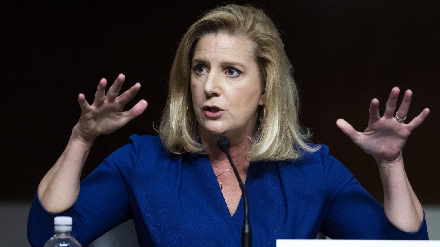 US Senate confirms Christine Wormuth as first female Army secretary | ക്രിസ്റ്റിൻ വർമുത്തിനെ ആദ്യത്തെ വനിതാ കരസേന സെക്രട്ടറിയായി യുഎസ് സെനറ്റ് സ്ഥിരീകരിച്ചു_40.1