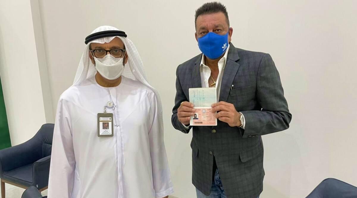 Bollywood actor Sanjay Dutt receives UAE's Golden Visa | ബോളിവുഡ് നടൻ സഞ്ജയ് ദത്തിന് യുഎഇയുടെ ഗോൾഡൻ വിസ ലഭിച്ചു_40.1
