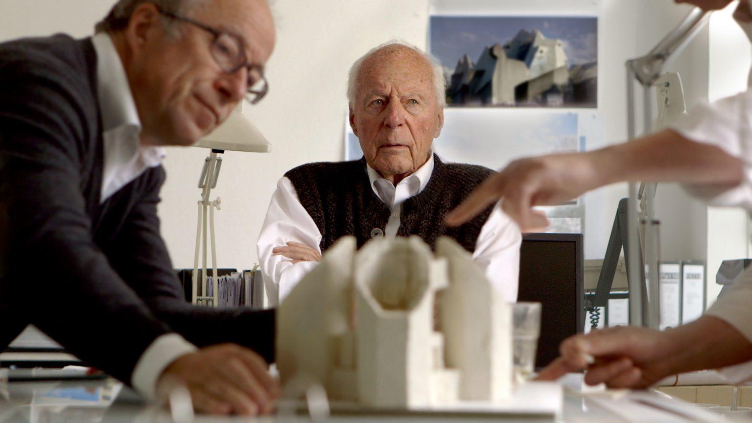 Pritzker Prize Laureate Gottfried Bohm Passes Away പ്രിറ്റ്സ്കർ പ്രൈസ് ജേതാവ് ഗോട്ട്ഫ്രഡ് ബോം അന്തരിച്ചു_40.1