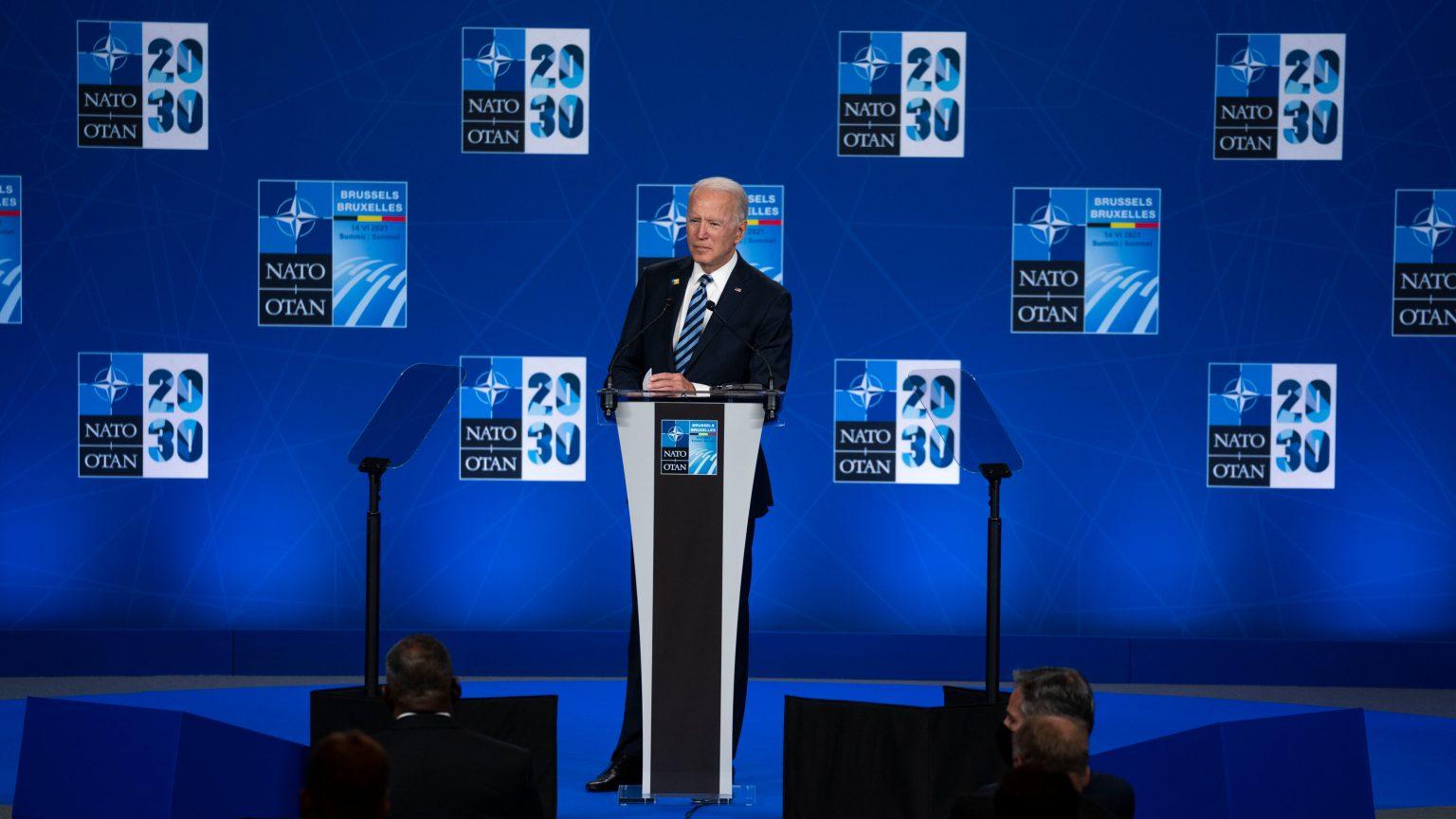 2021 NATO Summit Held in Brussels, Belgium|2021 നാറ്റോ ഉച്ചകോടി ബെൽജിയത്തിലെ ബ്രസ്സൽസിൽ നടന്നു_40.1