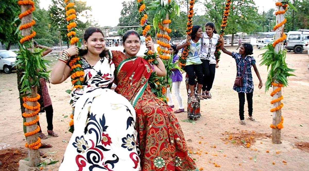 Raja Parba- Odisha's Famous Festival celebrated|രാജ പർബ- ഒഡീഷയുടെ പ്രശസ്തമായ ഉത്സവം ആഘോഷിച്ചു_40.1