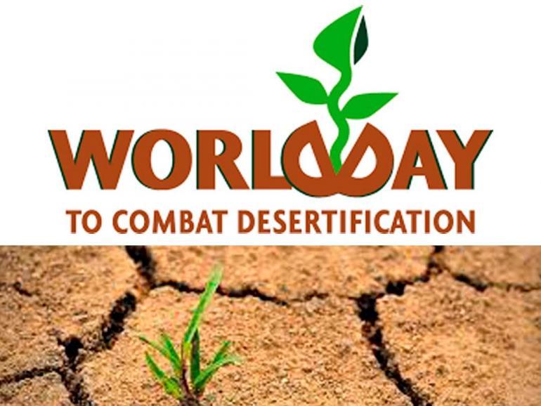 World Day to Combat Desertification and Drought: 17 June | മരുഭൂമീകരണവും വരൾച്ചയും നേരിടാനുള്ള ലോക ദിനം: ജൂൺ 17_40.1