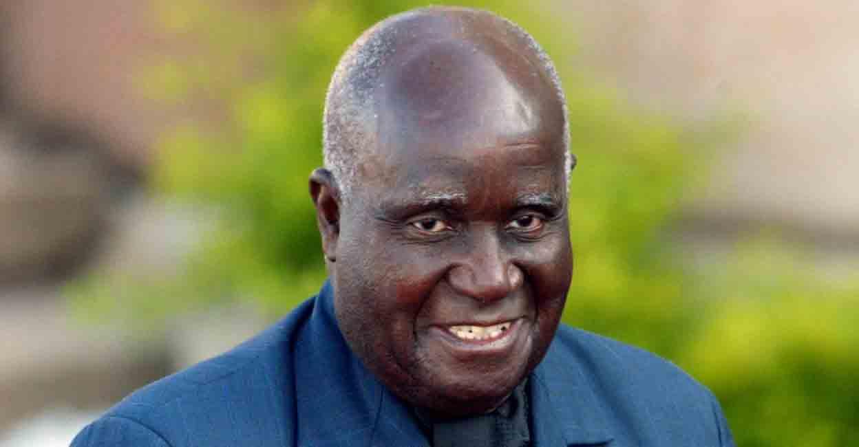 Zambia's first President Kenneth Kaunda passes away  സാംബിയയുടെ ആദ്യ പ്രസിഡന്റ് കെന്നത്ത് കൗണ്ട അന്തരിച്ചു_40.1