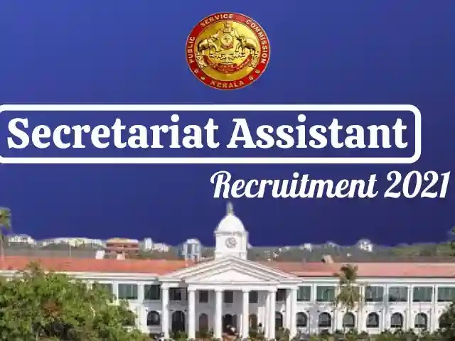 Kerala PSC Secretariat Assistant Notification 2021 | കേരള പി.എസ്.സി സെക്രട്ടേറിയറ്റ് അസിസ്റ്റന്റ് വിജ്ഞാപനം 2021_40.1