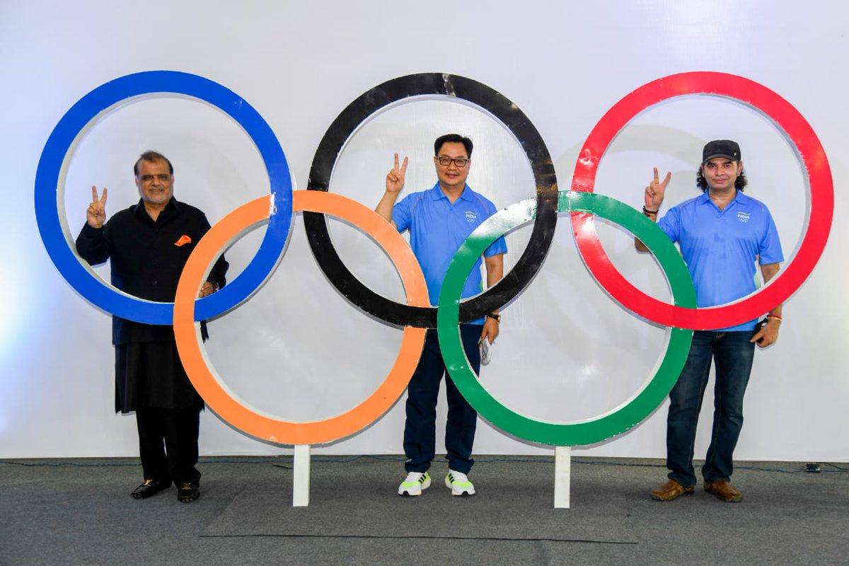 India's official Olympic theme song 'Lakshya Tera Samne Hai' released| ഇന്ത്യയുടെ ഔദ്യോഗിക ഒളിമ്പിക് തീം സോംഗ് 'ലക്ഷ്യ തേര സാംനെ ഹായ്' പുറത്തിറങ്ങി_40.1