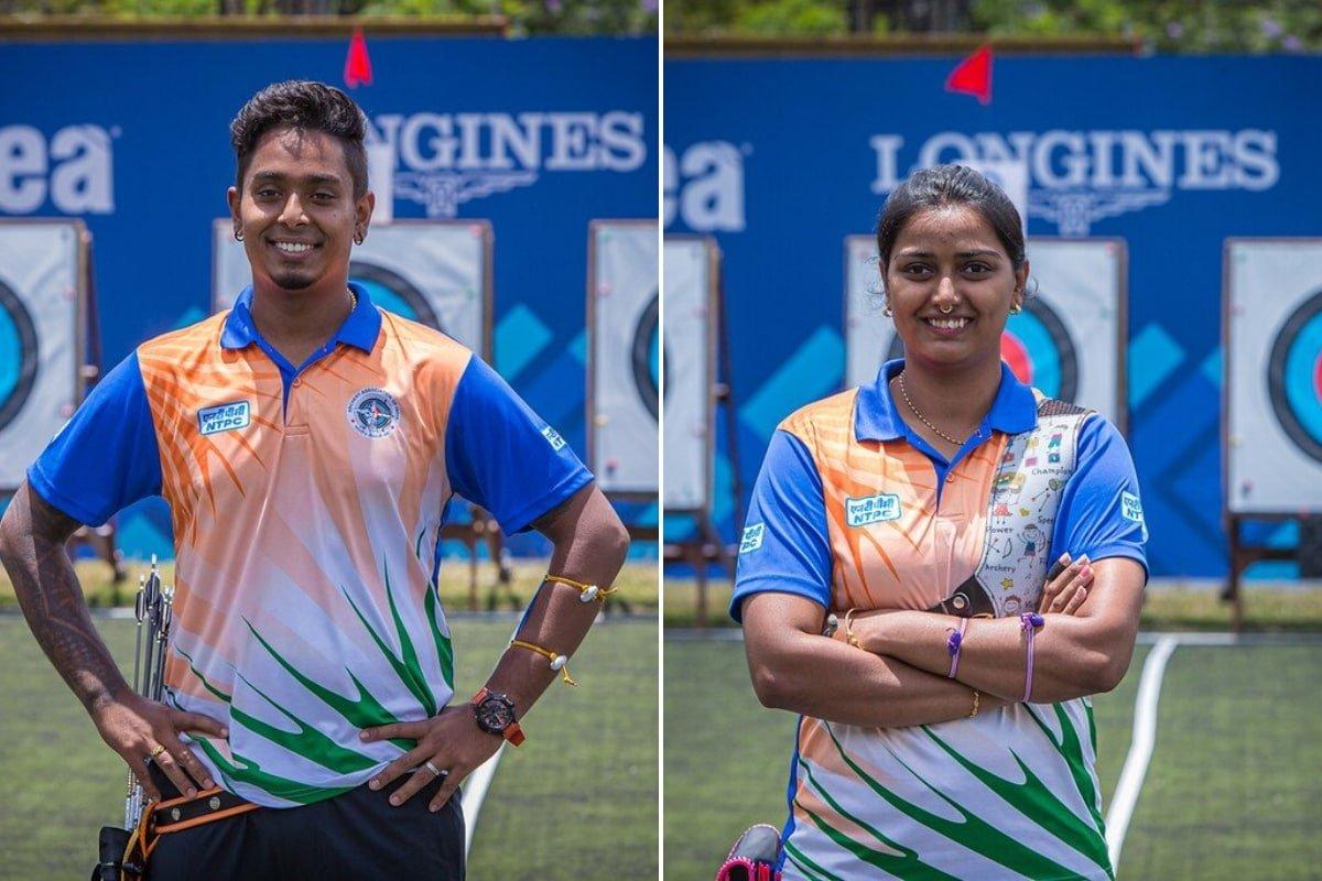 Deepika Kumari wins Gold Medal at Archery World Cup Stage 3| ആർച്ചറി ലോകകപ്പ് സ്റ്റേജ് 3 ൽ ദീപിക കുമാരി സ്വർണം നേടി_40.1