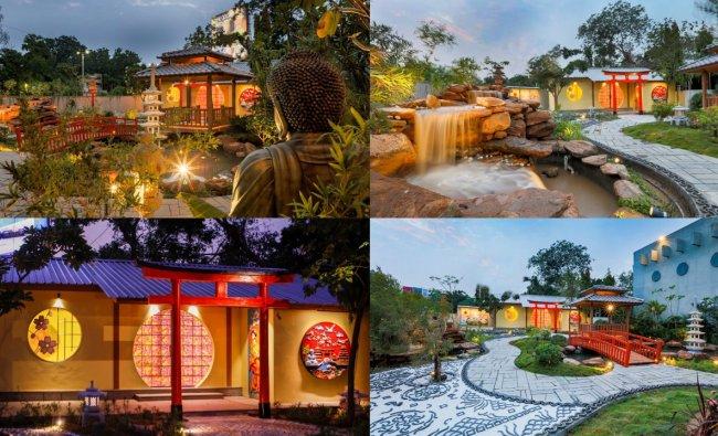 PM Modi Launches Japanese-style Zen Garden and Kaizen Academy| ജാപ്പനീസ് രീതിയിലുള്ള സെൻ ഗാർഡനും കൈസൻ അക്കാദമിയും പ്രധാനമന്ത്രി മോദി ആരംഭിച്ചു_40.1
