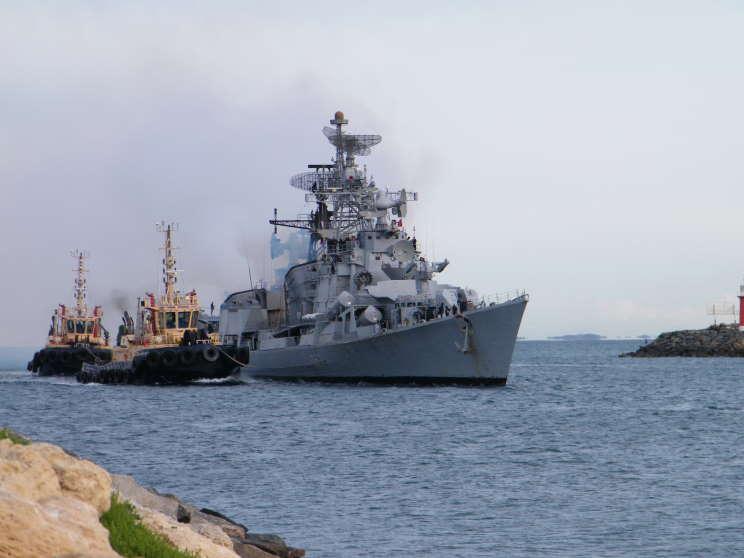Indian Navy warship conducted military drill with South Korean vessel| ഇന്ത്യൻ നേവി യുദ്ധക്കപ്പൽ ദക്ഷിണ കൊറിയൻ കപ്പലുമായി സൈനിക പരിശീലനം നടത്തി_40.1