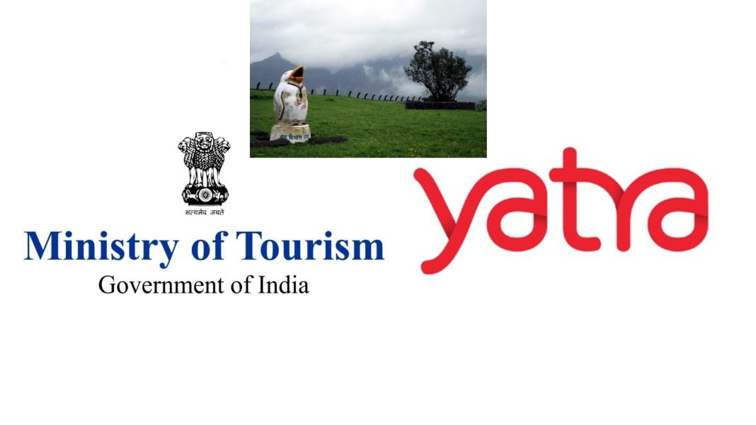 Tourism Ministry signs MoU with Yatra to strengthen hospitality, tourism industry  ആതിഥ്യമര്യാദ, ടൂറിസം വ്യവസായം എന്നിവ ശക്തിപ്പെടുത്തുന്നതിനായി ടൂറിസം മന്ത്രാലയം യാത്രയുമായി ധാരണാപത്രം ഒപ്പിട്ടു_40.1
