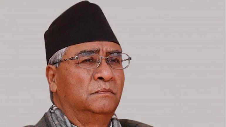 Sher Bahadur Deuba becomes Nepal's Prime Minister for 5th time  ഷേർ ബഹാദൂർ ഡ്യൂബ അഞ്ചാം തവണ നേപ്പാളിലെ പ്രധാനമന്ത്രിയായി_40.1