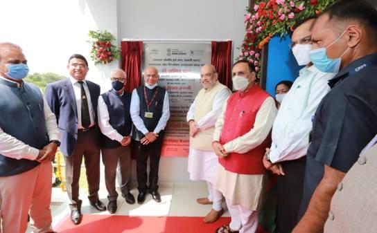 Amit Shah inaugurates centre of excellence at National Forensic Science University| നാഷണൽ ഫോറൻസിക് സയൻസ് യൂണിവേഴ്സിറ്റിയിലെ മികവിന്റെ കേന്ദ്രം അമിത് ഷാ ഉദ്ഘാടനം ചെയ്തു_40.1