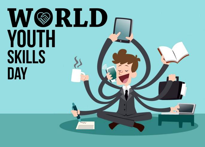 World Youth Skills Day celebrated on 15 July|ലോക യുവജന നൈപുണ്യ ദിനം ജൂലൈ 15 ന് ആഘോഷിക്കുന്നു_40.1