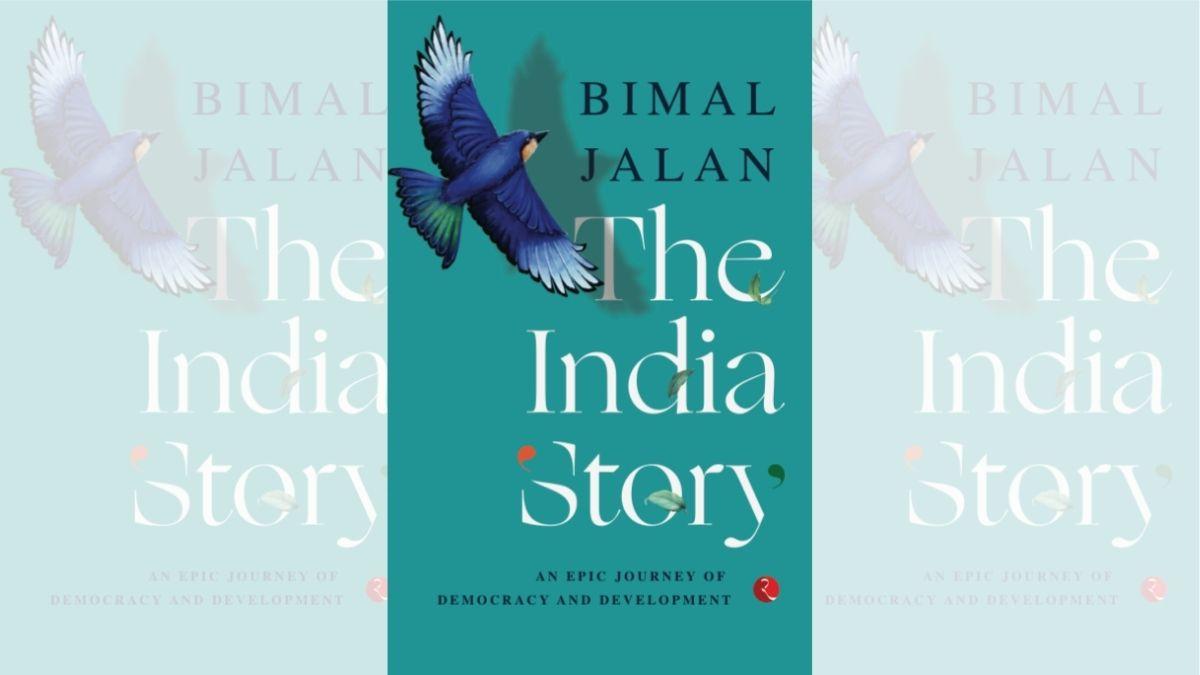 A new book titled 'The India Story' by Bimal Jalan  ബിമൽ ജലന്റെ 'ദി ഇന്ത്യ സ്റ്റോറി' എന്ന പുതിയ പുസ്തകം_40.1