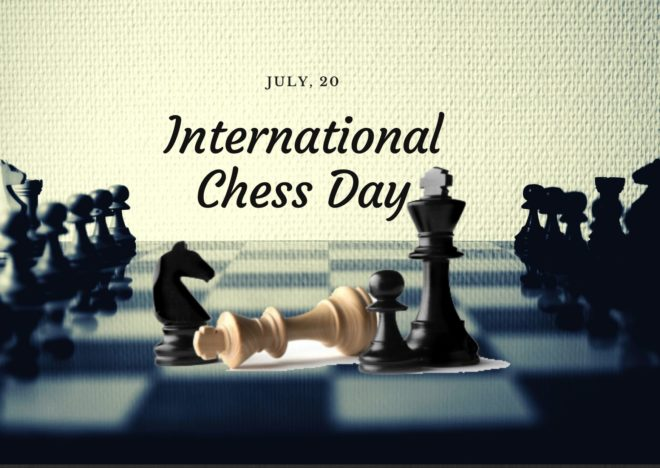 International Chess Day: 20 July  അന്താരാഷ്ട്ര ചെസ്സ് ദിനം: ജൂലൈ 20_40.1