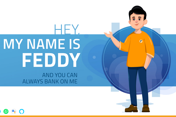 "Federal Bank launches ""FEDDY"" AI-Powered virtual assistant for customers| ഫെഡറൽ ബാങ്ക് ഉപഭോക്താക്കൾക്കായി ""FEDDY"" എ-പവർഡ് വെർച്വൽ അസിസ്റ്റന്റ് സമാരംഭിച്ചു_40.1"