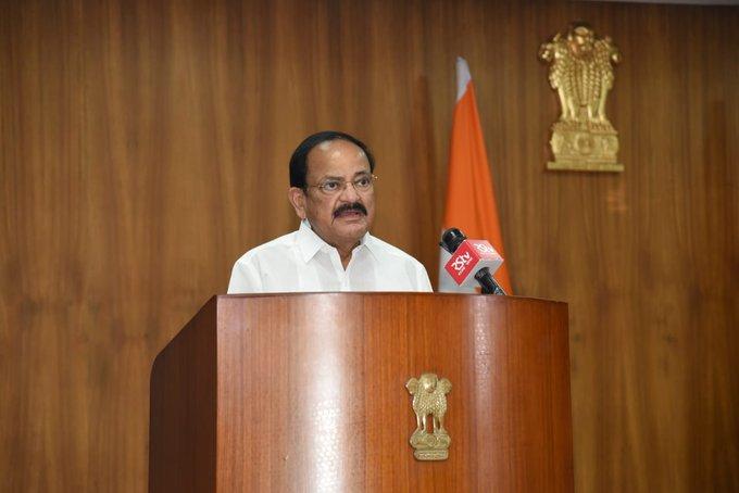 Vice President Venkaiah Naidu addresses the World Universities Summit 2021  2021 ലെ ലോക സർവകലാശാലാ ഉച്ചകോടിയെ പറ്റി ഉപരാഷ്ട്രപതി വെങ്കയ്യ നായിഡു പ്രസംഗിച്ചു_40.1
