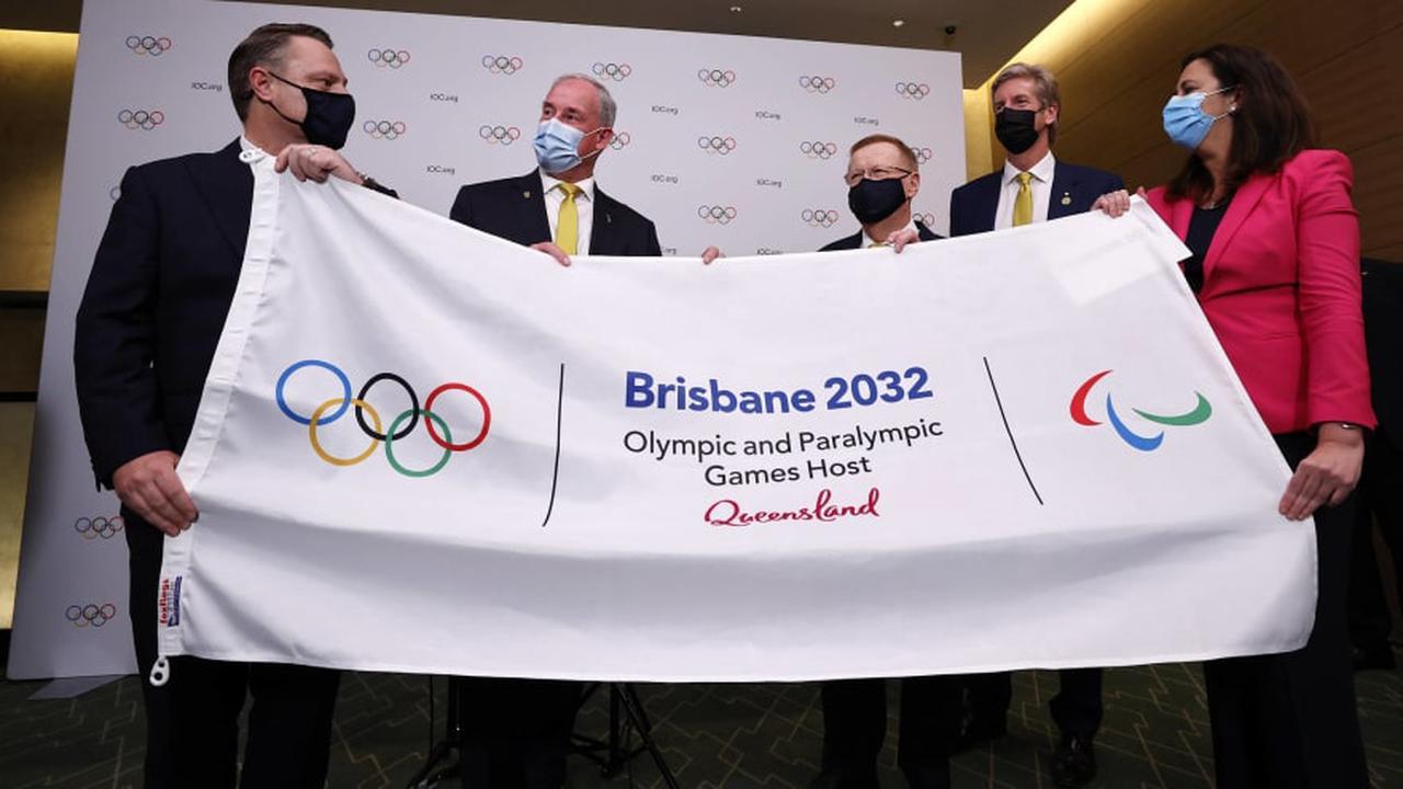 Australia's Brisbane to Host 2032 Olympic and Paralympic games| 2032 ഒളിമ്പിക്, പാരാലിമ്പിക് ഗെയിമുകൾക്ക് ആതിഥേയ നഗരമായി ഓസ്ട്രേലിയയുടെ ബ്രിസ്ബേൻ_40.1