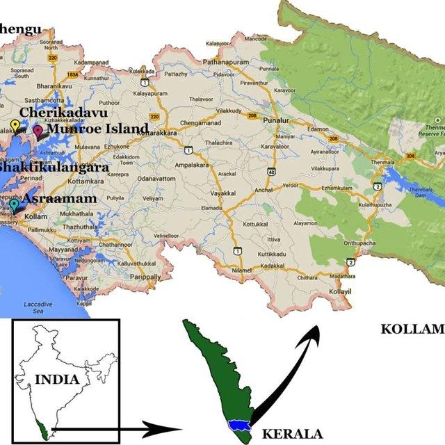 Points of Kollam| Track to Kerala PSC and HCA | കൊല്ലത്തിന്റെ പോയിന്റുകൾ | കേരള പിഎസ്സി, എച്ച്സിഎ എന്നിവയിലേക്കുള്ള ട്രാക്ക്_50.1