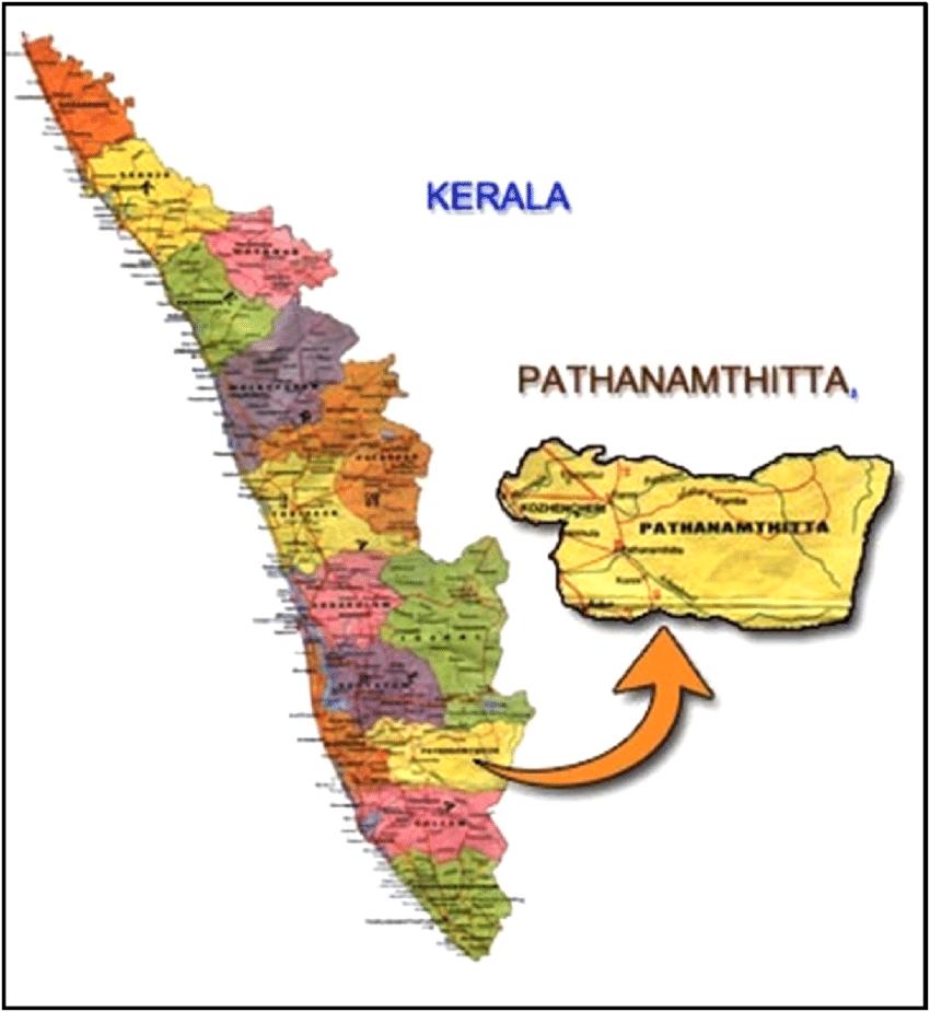 Sights of Pathanamthitta| Track to Kerala PSC and HCA| പത്തനംതിട്ടയുടെ കാഴ്ചകൾ - കേരളാ PSC, HCA എന്നിവയിലേക്ക് ട്രാക്ക് ചെയ്യുക_50.1