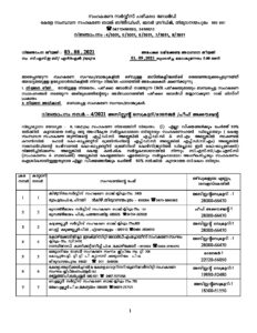CSEB Kerala Recruitment 2021- Various Post_40.1