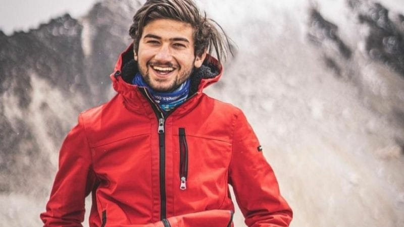 Shehroze Kashif becomes world's youngest mountaineer to scale K2| ഷെഹ്രോസ് കാഷിഫ് K2 സ്കെയിൽ ചെയ്യുന്ന ലോകത്തിലെ ഏറ്റവും പ്രായം കുറഞ്ഞ പർവതാരോഹകനായി_40.1