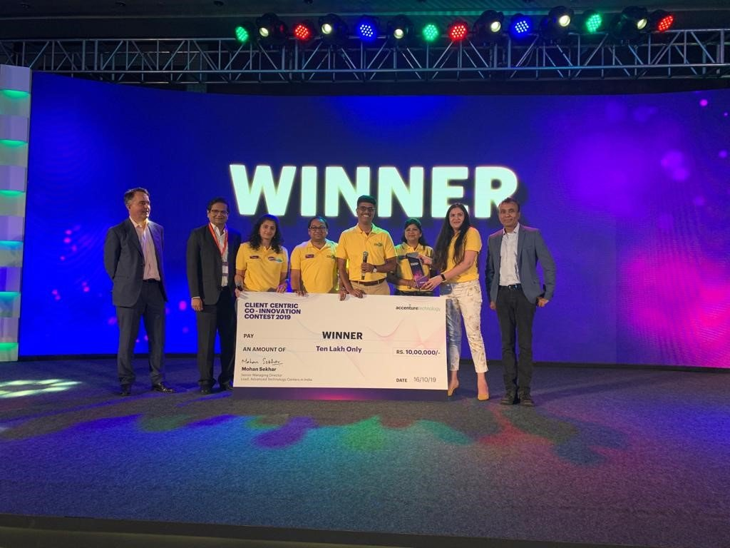 Indian Team Wins US Innovation Award  US ഇന്നൊവേഷൻ അവാർഡ് ഇന്ത്യൻ ടീം നേടി_40.1