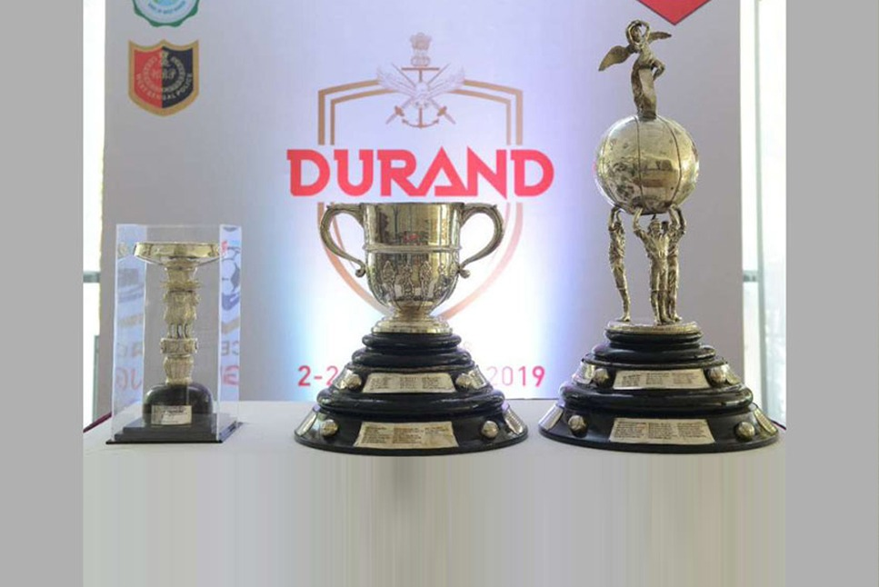 Durand Cup makes re-entry with 130th edition to be held at Kolkata| കൊൽക്കത്തയിൽ നടക്കുന്ന 130-ാമത് പതിപ്പിനൊപ്പം ഡ്യുറൻഡ് കപ്പ് വീണ്ടും പ്രവേശിക്കുന്നു_40.1