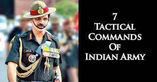 Commands of Indian Army|ഇന്ത്യൻ ആർമിയുടെ കമാൻഡുകൾ_60.1