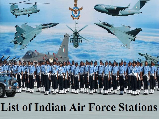 Command Stations of Indian Air Force|ഇന്ത്യൻ വ്യോമസേനയുടെ കമാൻഡ് സ്റ്റേഷനുകൾ_40.1