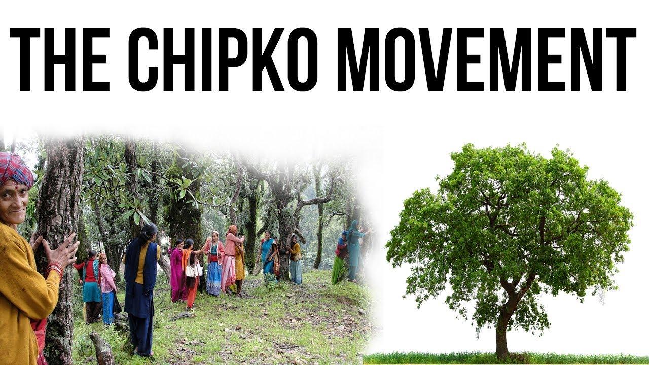Chipko Andolan (Movement) and their results  for KPSC and HCA   ചിപ്കോ ആന്ദോളനും (പ്രസ്ഥാനം) അവയുടെ ഫലങ്ങളും_40.1
