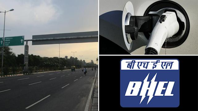 Delhi-Chandigarh Highway first EV-friendly highway in India  ഡൽഹി-ചണ്ഡീഗഡ് ഹൈവേ ഇന്ത്യയിലെ ആദ്യത്തെ EV സൗഹൃദ ഹൈവേ_40.1