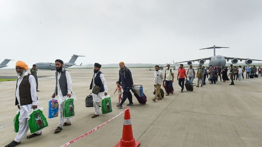 India's Evacuation Mission From Afghanistan named as 'Operation Devi Shakti'| അഫ്ഗാനിസ്ഥാനിൽ നിന്നുള്ള ഇന്ത്യയുടെ ഒഴിപ്പിക്കൽ ദൗത്യത്തിന് 'ഓപ്പറേഷൻ ദേവി ശക്തി' എന്ന് പേരിട്ടു_40.1