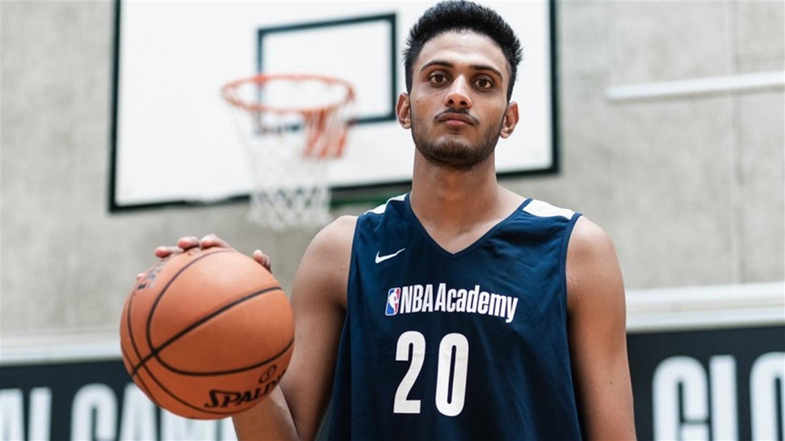 Princepal Singh becomes first Indian to be part of NBA championship roster  പ്രിൻസ്പാൽ സിംഗ് NBA ചാമ്പ്യൻഷിപ്പ് പട്ടികയിൽ ഉൾപ്പെടുന്ന ആദ്യ ഇന്ത്യക്കാരനായി_40.1
