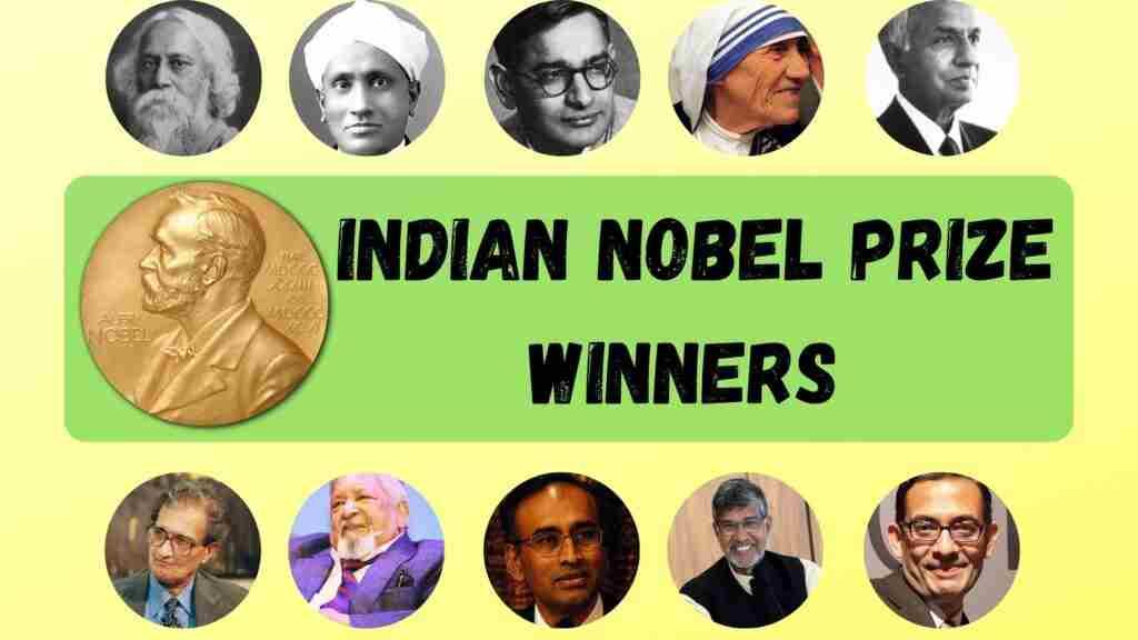 KPSC & HCA Study Material: Indian Nobel Prize Winners | ഇന്ത്യൻ നോബൽ സമ്മാന ജേതാക്കൾ_40.1