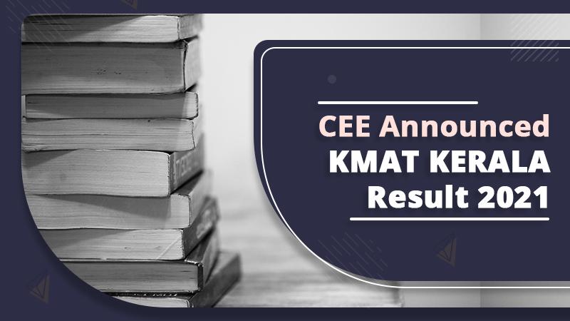 KMAT Kerala result 2021, check result @ cee.kerala.gov.in_40.1