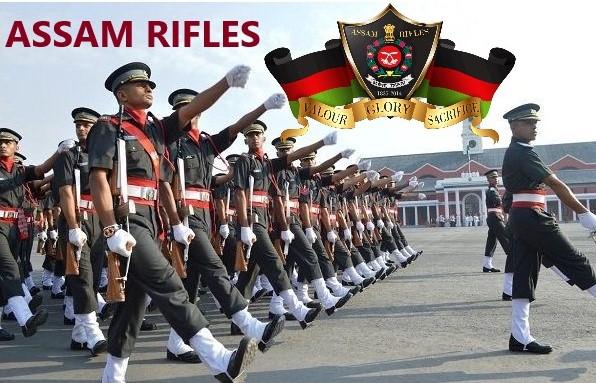 Assam Rifle Recruitment 2021: 1230 Vacancies- Apply Online @assamrifles.gov.in_60.1